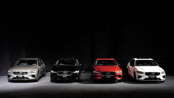สวยล้ำสุดพรีเมียม! All-new Volvo S60 กับงานดีไซน์สุดประณีต
