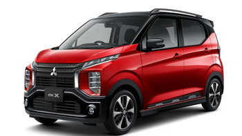 Mitsubishi eK X T-Plus Edition เล็กกว่าแล้วไง ก็ความปลอดภัยมาแบบล้ำสุดๆ