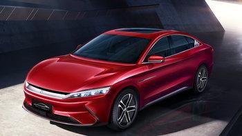 เปิดหน้าลุยตลาดยุโรป! BYD Han EV รถยนต์ไฟฟ้าจีนพร้อมชน Tesla Model 3