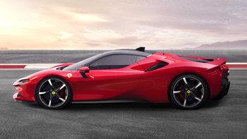 28 พฤษภามาแน่! Ferrari SF90 Stradale ม้าลำพองขุมพลังไฮบริดเตรียมเผยโฉมในไทย