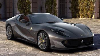 ซูเปอร์คาร์ในฝัน! Ferrari 812 GTS และ F8 Spider เตรียมเปิดตัวในไทย 10 ก.ค. นี้