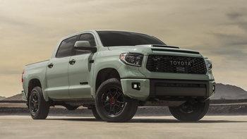 เปิดตัว 2 รุ่นใหม่! Toyota Tundra 2021 กระบะไซส์ยักษ์เคาะราคาเริ่มต้น 1 ล้านบาท