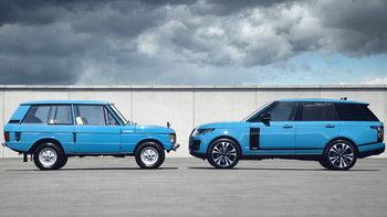 พิเศษไม่ถึง 2,000 คัน! Range Rover Fifty ฉลองครบ 50 ปีแห่งความคลาสสิก