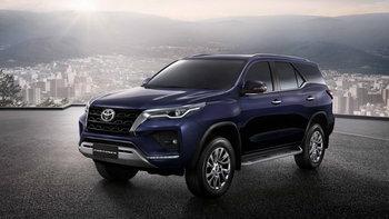 ราคารถใหม่ Toyota ในตลาดรถประจำเดือนกรกฎาคม 2563