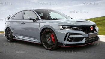 เผยภาพสิทธิบัตรของ Honda Civic รุ่นใหม่ ที่ว่ากันว่าถูกย่อส่วนมาจากรุ่นพี่อย่าง Accord