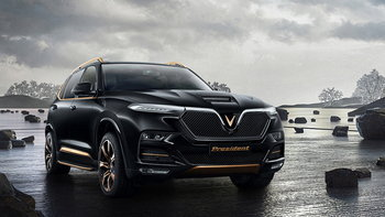ผลิตแค่ 500 คัน! VinFast President รถ SUV สุดหรูสัญชาติเวียดนามเริ่มต้นที่ 5 ล้านบาท