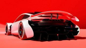 กำลังกว่า 2,000 แรงม้า! เรนเดอร์ Tesla LM ไฮเปอร์คาร์ไฟฟ้า Track-Only สุดโดดเด่น