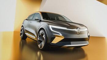 มาแน่ปลายปีหน้า! Renault Megane eVision รถแฮทช์แบ็กพลังไฟฟ้าสุดล้ำ