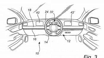 เจ้าแรกของโลก! Volvo จดสิทธิบัตรพวงมาลัยเลื่อนจากซ้ายไปขวาได้