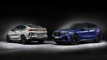 มีแค่ 250 คัน! เปิดตัว BMW X5 M และ X6 M Competition First Edition รุ่นพิเศษ