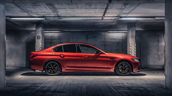 โดดเด่นกว่าที่เคย! BMW M5 ซีดานสุดหรูปรับโฉมดุดันมากขึ้นรับปี 2021