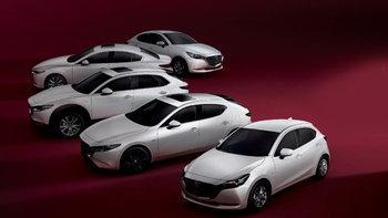 ฉลองครบรอบ 100 ปี! Mazda เปิดตัว 3 รุ่นพิเศษ 100TH ANNIVERSARY EDITION