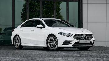 Mercedes-Benz A-Class 2021 รุ่นประกอบในประเทศใหม่ เคาะราคาเริ่ม 1,990,000 บาท