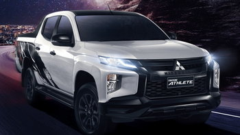 Mitsubishi Triton Athlete GT 2021 ใหม่ เพิ่มรุ่นย่อยขับ 2 หั่นราคาเหลือ 985,000 บาท