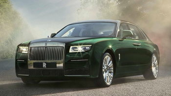 Rolls-Royce Ghost 2021 ใหม่ หรูระยับเปิดราคาเริ่มต้นสมฐานะ 35.9 ล้านบาท