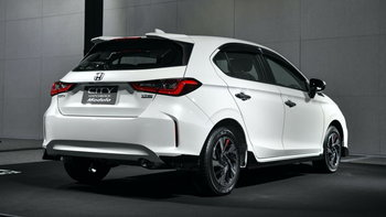 Honda City Hatchback 2021 ใหม่ พร้อมชุดแต่ง Modulo ราคา 16,900 - 21,500 บาท