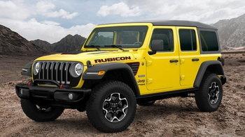 10 สี 100 คัน! Jeep Wrangler Rubicon Recon รุ่นพิเศษเพื่อสายออฟโรด