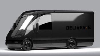 เผยภาพเรนเดอร์ DELIVER-E รถตู้ไฟฟ้าเพื่อการจัดส่งสินค้าโดยสตาร์ตอัป Bollinger