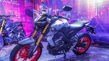 Yamaha MT-15 2020 เปิดตัวในมาเลเซียเรียบร้อย