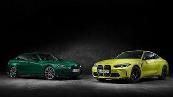 ภาพหลุดสุดฮือฮา! BMW เผยโฉม M3 ซีดานหรู และ M4 คูเป้สุดโฉบเฉี่ยว