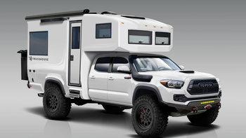 Truckhouse BCT 2021 ใหม่ รถบ้านสายโหดราคาเริ่มต้นเกือบ 10 ล้านบาท