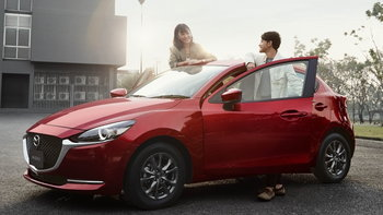Mazda2 2021 Collection ใหม่ เพิ่มออปชั่นแน่นแต่ราคาเท่าเดิมทุกรุ่นย่อย