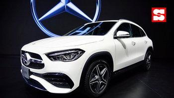 ภาพบูธ Mercedes-Benz ในงาน Motor Expo 2020