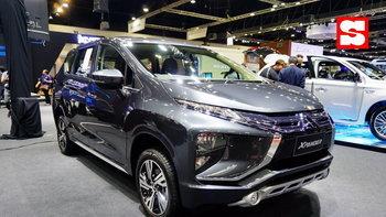 Mitsubishi Xpander 2021 ไมเนอร์เชนจ์ใหม่เผยโฉมที่งานมอเตอร์เอ็กซ์โป