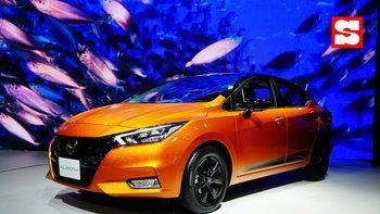 Nissan Almera N-Sport 2021 ใหม่ จำกัดเพียง 500 คัน เคาะราคา 650,000 บาท