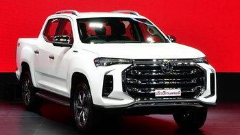 MG Extender 2021 ไมเนอร์เชนจ์ใหม่ มีให้เลือก 8 รุ่นย่อย ราคา 559,000 - 1,039,000 บาท