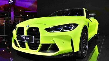 BMW M4 Competition Coupé 2021 ใหม่ เผยโฉมจริงที่มอเตอร์โชว์ ราคา 9,999,000 บาท