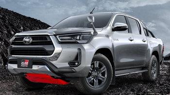 Toyota Hilux Revo GR Sport ใหม่ มีลุ้นเปิดตัวที่ญี่ปุ่นปลายปี 2021 นี้