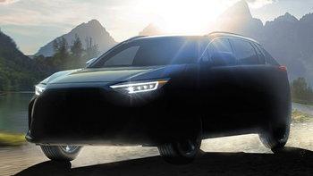 Subaru Solterra 2022 ใหม่ เอสยูวีไฟฟ้าที่พัฒนาร่วมกับ Toyota จ่อเปิดตัวเร็วๆ นี้