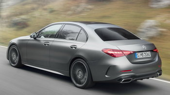 All-new Mercedes-Benz C-Class 2021 (W206) ใหม่ เปิดตัวอย่างเป็นทางการแล้ว