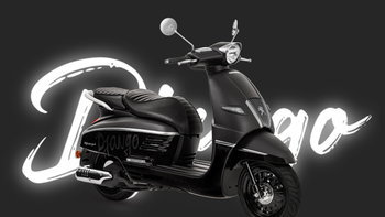 Peugeot Django 2021 ใหม่ พร้อมสีดำ Dark Edition เคาะราคา 91,500 บาท