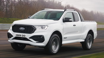 Ford Ranger เจเนอเรชั่นใหม่จะมาพร้อมเครื่องยนต์ Plug-in Hybrid ประหยัด 33 กม./ลิตร