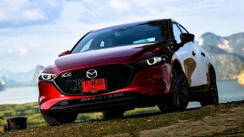 ราคารถใหม่ Mazda ในตลาดรถยนต์เดือนมีนาคม 2564