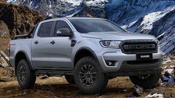 Ford Ranger FX4 Max 2021 ใหม่ แต่งออฟโรดโหดรอง Raptor ราคา 1,189,000 บาท