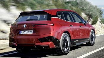 BMW IX 2021 ใหม่ ขุมพลังไฟฟ้า 500 แรงม้าเปิดตัวอย่างเป็นทางการแล้ว