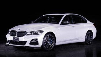 BMW 330e M Sport M Performance Edition 2021 ใหม่ รุ่นพิเศษเพียง 15 คัน เคาะราคา 2,999,000 บาท