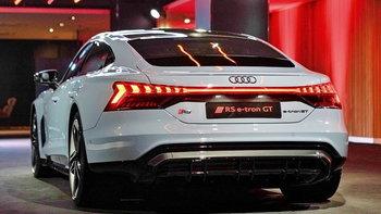 Audi e-tron GT 2021 ใหม่ ขุมพลังไฟฟ้าล้วน 100% เคาะราคาในไทยเริ่ม 6,390,000 บาท