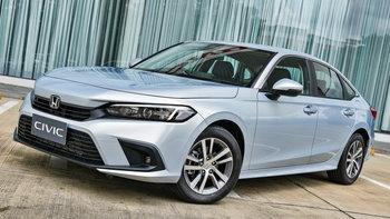 รีวิว Honda Civic 2021 รุ่น 1.5 EL+ ใหม่ คุ้มค่าน่าใช้ในงบเข้าถึงง่ายกว่า RS