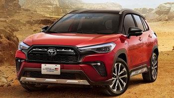Toyota Corolla Cross GR Sport 2022 ใหม่ เปิดตัวที่ไต้หวัน ราคาเริ่ม 1,040,000 บาท