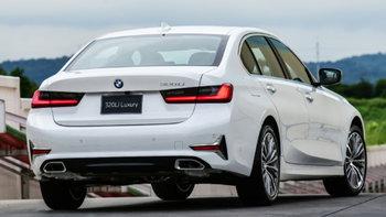 BMW 320Li Luxury 2022 ใหม่ เพิ่มรุ่นเริ่มต้นฐานล้อยาว หั่นราคาลงถึง 430,000 บาท
