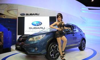 10 นางฟ้า  Subaru  มาดูกันเลย