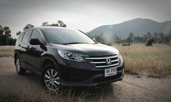 Sanook! Drive : Honda CR-V 2.0 S...แค่รุ่นเริ่มต้นก็เกินพอ