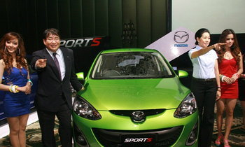Mazda 2 2011 ..ปรับโฉมสู้ศึก เน้นเพิ่มความทันสมัย