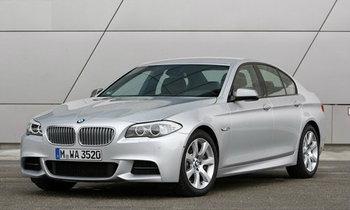 BMW M550d เผยภาพตัวแรงจากเวอร์ชั่นดีเซล