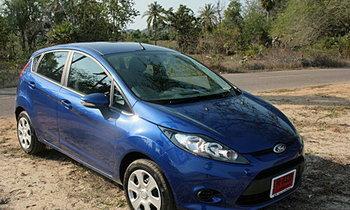 Sanook! Drive : Ford Fiesta 1.4  เกินสมรรถนะในตัวเล็กที่ถูกมองข้าม