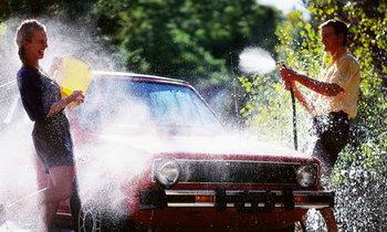 ล้างรถอย่างถูกวิธีต้องทำไงนะ ...